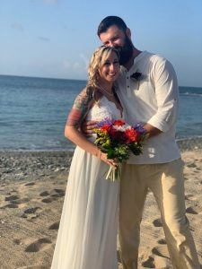 Brittany and Jake - Married 8-9-19 Whistle Beach, St. Croix