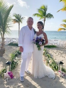 Keri and Arnie - Wedding 7-27-19 at Mermaid Beach, St Croix