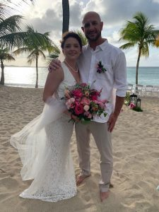 Shayla and Stephen - Married 6-15-19 at Mermaid Beach, St. Croix